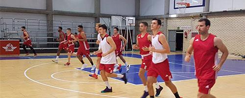 preparación física pretemporada