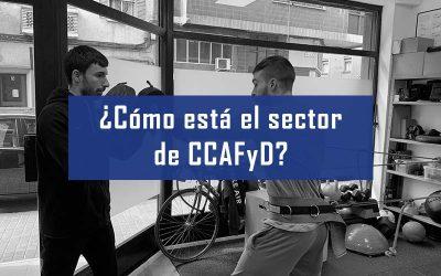 ¿Cómo está el sector de la Ciencia de la Actividad Física y el Deporte?