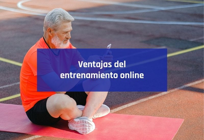 ventajas del entrenamiento online